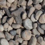 """1""""-3"""" River stone"""