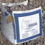 Aggregates-Limestone-screening-tote