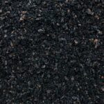 "1/4"" Black Granite Chip"