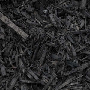 Black Wood Chip
