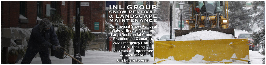 INL Group Snow Removal & Property Maintenance