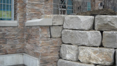 INL Additional Construction Projects Retaining Wall