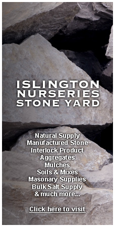 Islington Nurseries Stone Yard